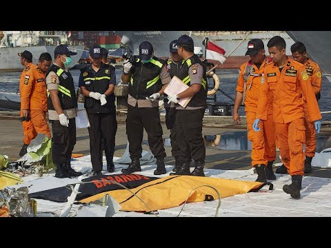 Diver Dies In Search For Indonesia Jet Crash Dead