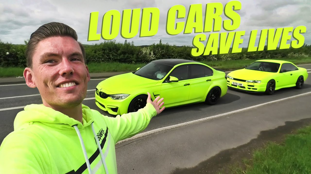 HUNDREDS Of Modified Cars Queue Up To MAKE NOISE!