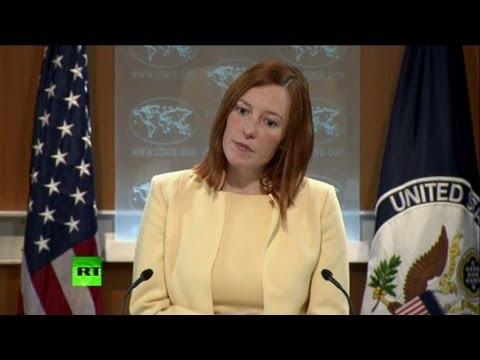 'US citizen has no right to free speech?' State Dept spokesperson grilled over Snowden