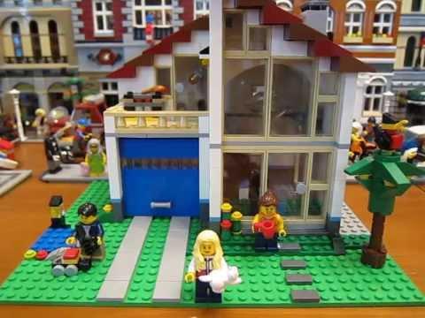 Lego Creator Set 31012 Family House Review!