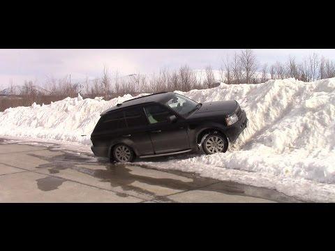 Range Rover Sport за 1.000.000 рублей. 2016.