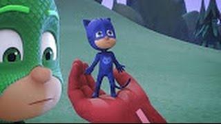 PJ Masks Full Episodes - 41 & 42 Catboy Squared / Gekko's Super Gekko Sense - Cartoons for Children thumbnail