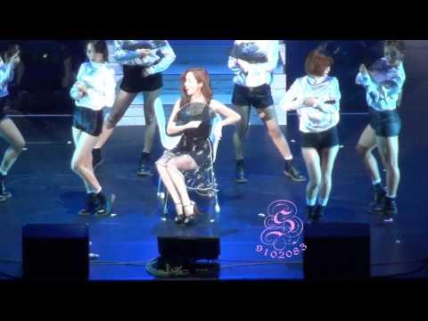 170729 Jessica On Cloud Nine in Taiwan-Dancing On the Moon