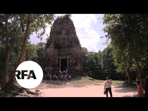 Ancient Cambodian Temple Becomes World Heritage Site | Radio Free Asia (RFA)