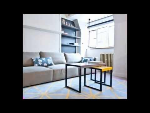 Дизайн интерьера квартиры 25 кв.м. (фото)