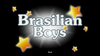 CD COMPLETO BRASILIAN BOYS EM RITIMO DE LAMBADA