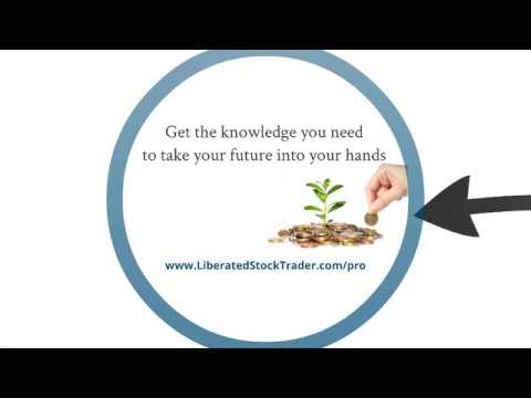 Stock Market Education Liberated Stock Trader PRO Training Course Overview
