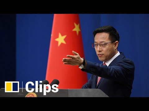 China calls Japan 'irresponsible' over Tokyo's 'sense of crisis' for Taiwan Strait tensions