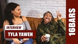 "Tyla Yaweh Interview: ""Heart Full Of Rage"", Birdman, Post Malone & XXXTentacion |16BARS"