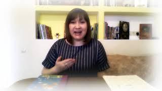 Заучивание стихов:из Авторского видео-блог Т. Гарьковенко в помощь раннему развитию детей