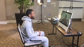 NBA Telepresence with Quincy Acy
