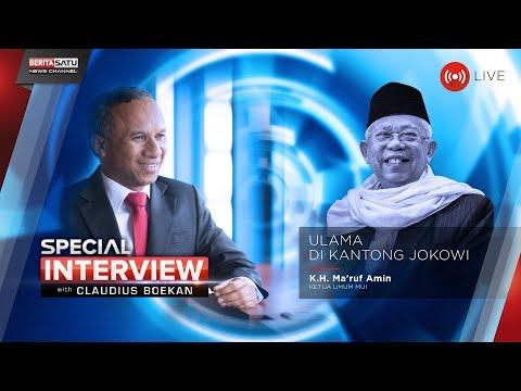 Special Interview with Claudius Boekan: Ulama di Kantong Jokowi