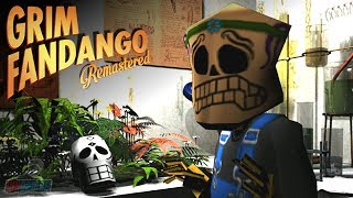 Grim Fandango Part 13 | Point And Click Game Let