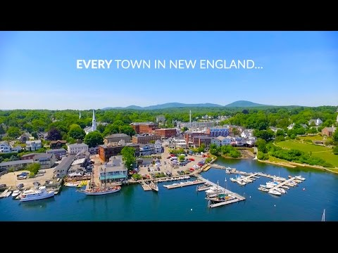 Every New England Town Has a Story | New England Inns & Resorts