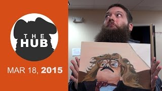 Marshal Masterpiece | The HUB - MAR 18, 2015