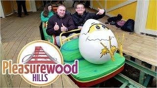 Pleasurewood Hills Vlog April 2019