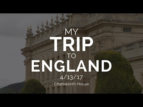 Free Download My Trip To England - Day 7 (chatsworth House) Mp3 dan Mp4