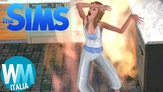 Top 10 COSE più MALATE e FOLLI da fare in THE SIMS!