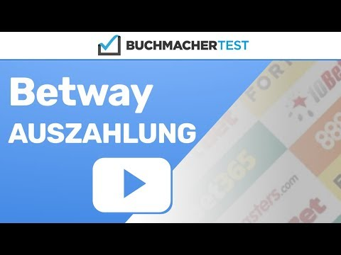 Betway Auszahlung