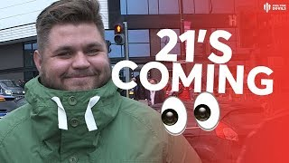 UNITED ACTUALLY CLINICAL?! 😮Man Utd 4-0 Chelsea | Howson & Abdullah