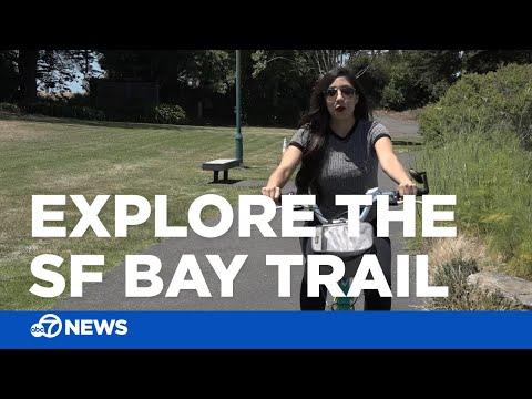 Explore The San Francisco Bay Trail
