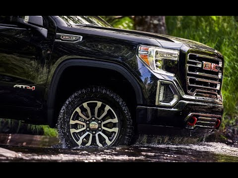 2020 GMC Sierra AT4 Test Drive (Off-road Capability)