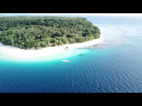 Eueiki Tonga South Pacific with Moana by Drone DJI Mavic pro