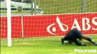 Repeat youtube video South African Football 2008-9 : SUPER DISKI!