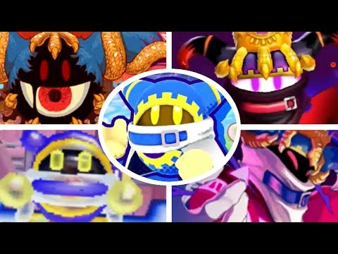 All Magolor Battles & Appearances in Kirby Games (2011-2018)