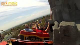 Etnaland: ELDORADO (POV rear seat) Onride