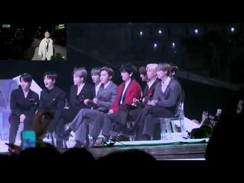 BTS Reaction To Na Haeun Dance Male Group On MMA 2019