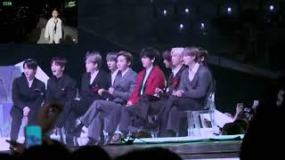 Download BTS reaction to Na haeun dance Male group on MMA 2019