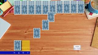 Hoyle Official Solitaire (Gameplay) HD