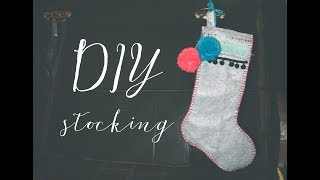 Stockings DIY
