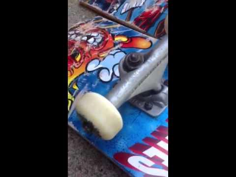 Never buy world industry skateboards