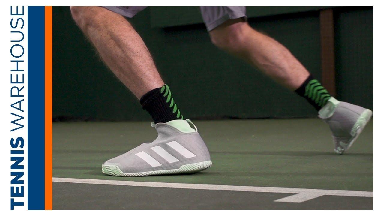adidas Stycon (laceless) Tennis Shoe