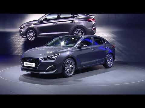Hyundai at the Frankfurt Motor Show
