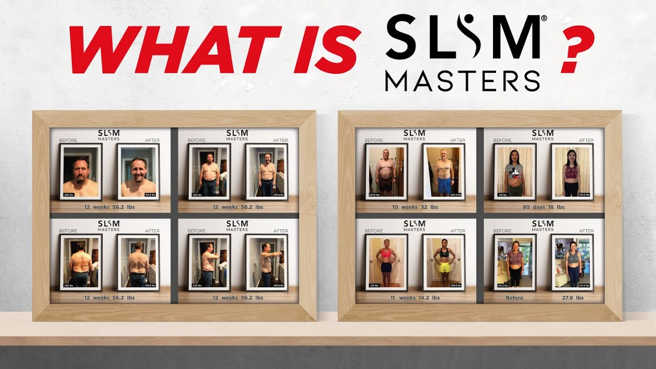 Change Your Life With Slim Masters