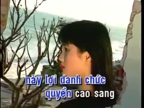 Karaoke TRỞ VỀ CÁT BỤI -  Mạnh Quỳnh