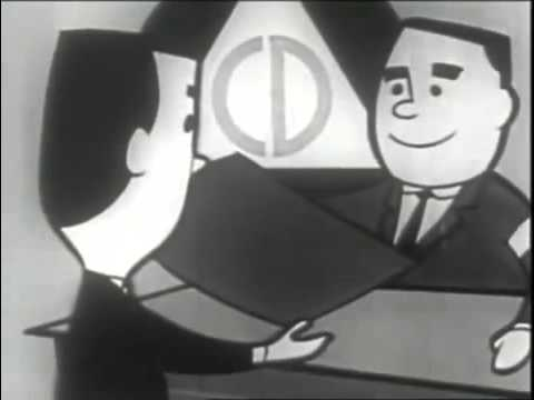 Vintage Nuclear Preparedness Educational Film from 1950's