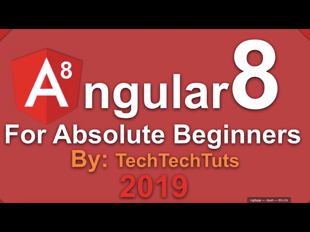 Part 16 Angular 8 Tutorial Series by TechTechTuts in 2019: DI in Angular 8 | Angular 8 Service Class
