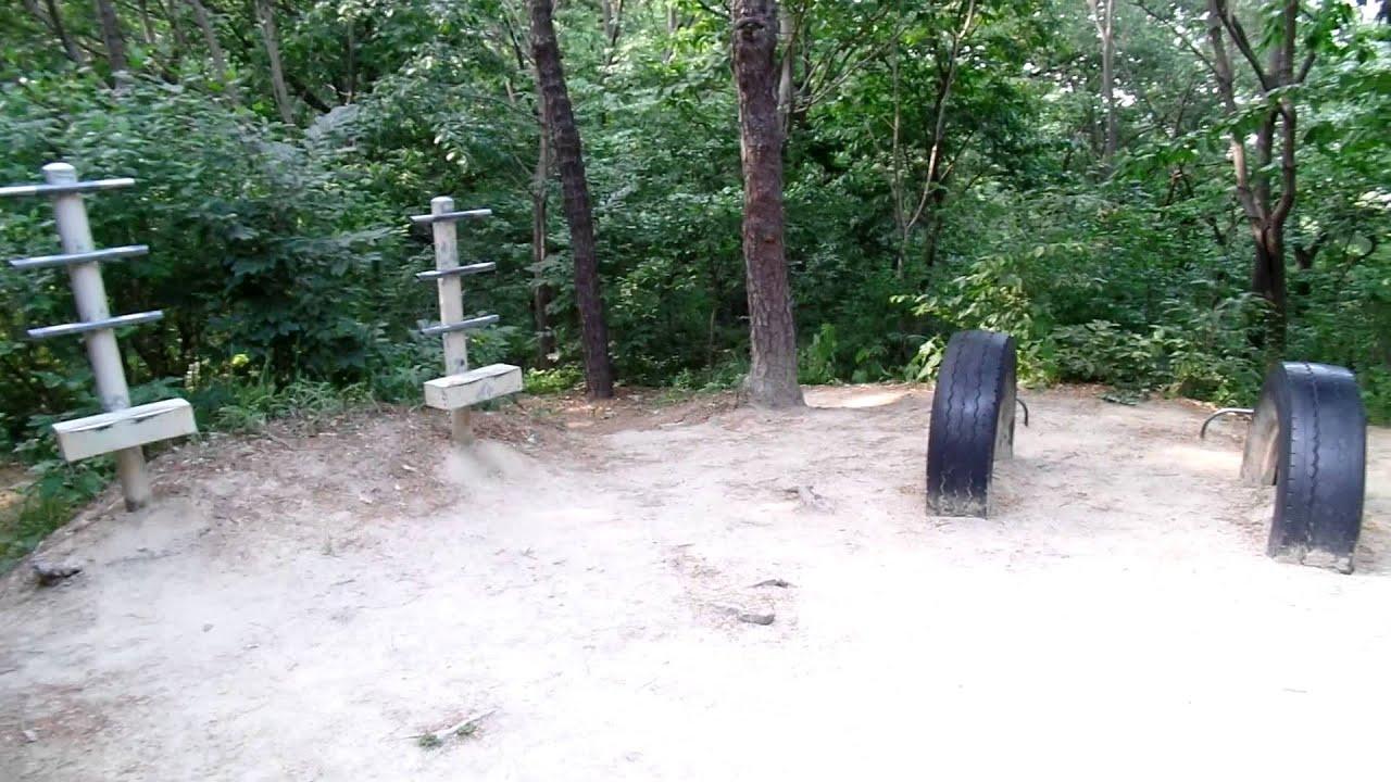 전주 화산공원 (全州 華山公園) - Jeonju Hwasan Park. 이언적과 송인수의 제사를 지내던 화산서원(華山書院)과 ...