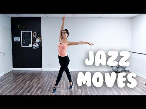 Simple Jazz Steps I Beginner Tutorial With @MissAuti thumbnail