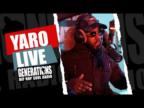 Youtube: 🎙Yaro – Peut-être (Live Generations)