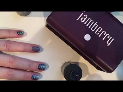 Jamberry TruShine Gel Application