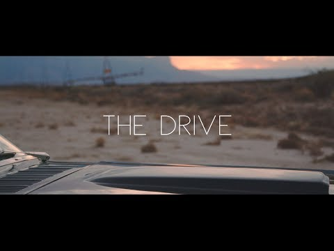 Frank Ray - The Drive ( Official Music Video )