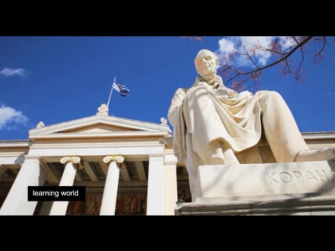 Greece: Extra funding for universities? (Learning World: S5E26, 1/3)