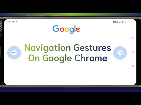 Enable Navigation Gestures Support On Google Chrome For Android | Quickies #24 | Tech Fibre