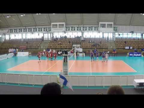 U19 EM-kisat Puchov (Suomi-Puola)