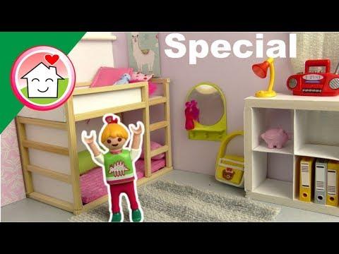 غرفة نوم جديدة لجنة ورؤى من ايكيا - عائلة عمر - جنه ورؤى